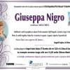 Giuseppa Nigro, vedova Meloro