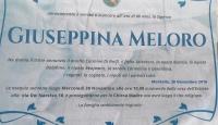 Giuseppina Meloro (Montella)