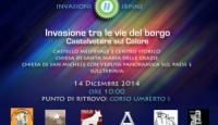 Invasioni Digitali tra le vie del borgo di Castelvetere sul Calore