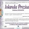 Iolanda Preziuso, vedova Rogata