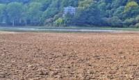 La siccità in Irpinia, lago Laceno scomparso