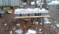Pasquetta, il day-after: Irpinia invasa dai rifiuti