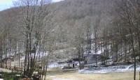 Massa di aria fredda e nevicata al Laceno