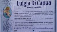 Luigia Di Capua, vedova Chieffo