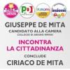 Elezioni 2018: appuntamento a Bagnoli con Giuseppe e Ciriaco De Mita