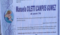 Manuela Ciletti Campos Gomez (Ginevra – Svizzera)