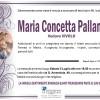 Maria Concetta Pallante, vedova Vivolo