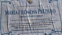 Maria Filomena Preziuso, vedova Sparandeo (Avellino)