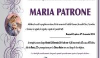 Maria Patrone