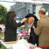 Foto alla cerimonia in onore del bersagliere caporale Salvatore Di Capua