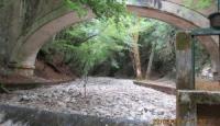 La secca del fiume Calore risale verso le sorgenti della SCORZELLA