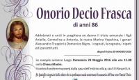 Onorio Decio Frasca