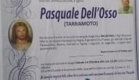 """Pasquale Dell'Osso (""""Tarramoto"""")"""