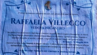 Raffaela Villecco, vedova Nicastro (Atripalda)