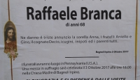 Raffaele Branca (Pennsylvania – USA)