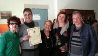 Ad un 14nne di Montella il Premio Bontà