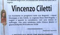Vincenzo Ciletti (USA)