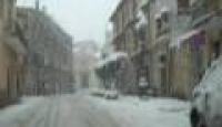 Nevicata a Bagnoli del 06 03 2009 – Via Roma e Piazza Di Capua