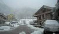 Nevicata a Bagnoli del 20 marzo 2009 – Via De Rogatis