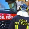 """""""Sto male e sono solo in casa"""": salvato dai vigili del fuoco"""