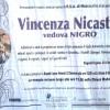 Vincenza Nicastro, vedova Nigro