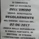 """Il 2 giugno """"L'UMIDO""""  verrà regolarmente ritirato a Bagnoli"""