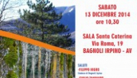 """Il convegno: """"Lago Laceno, riserva ambientale e protezione delle acque"""""""