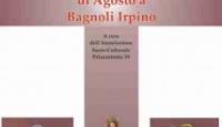 """La pubblicazione: """"Le feste di Agosto a Bagnoli Irpino"""""""