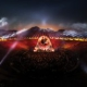 David Gilmour, Live at Pompei