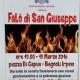 A Bagnoli i falò di San Giuseppe