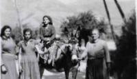 Rapporto con la terra natale di anziani emigrati da Bagnoli