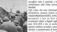 Bagnoli e la Grande Guerra – Memorie di famiglia