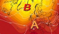 Il caldo dominerà ancora per diversi giorni. Dopo, una breve rinfrescata