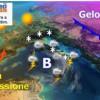 Un nuovo peggioramento si avvicina all'Italia
