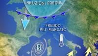 Decisa instabilità sull'Italia