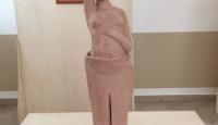 """""""Rosso"""", la mostra della scultrice bagnolese Maria Rachele Branca"""