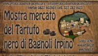 Mostra-mercato del tartufo nero e 34esima Sagra della Castagna