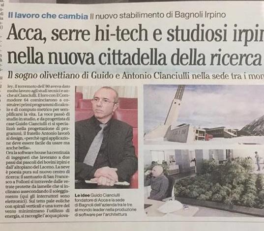 Acca-Software-Il-Mattino-14.01.2017