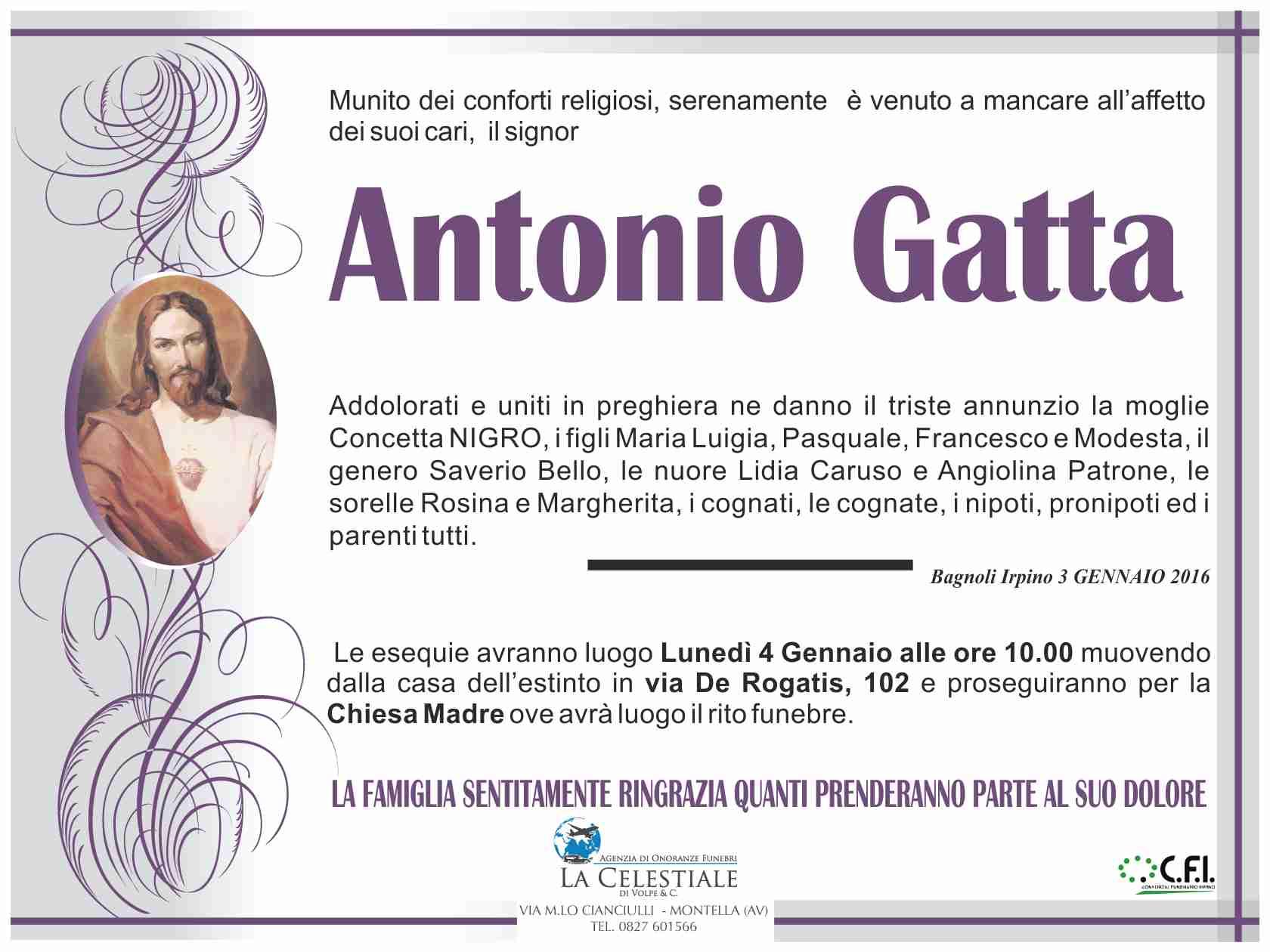 Antonio-Gatta