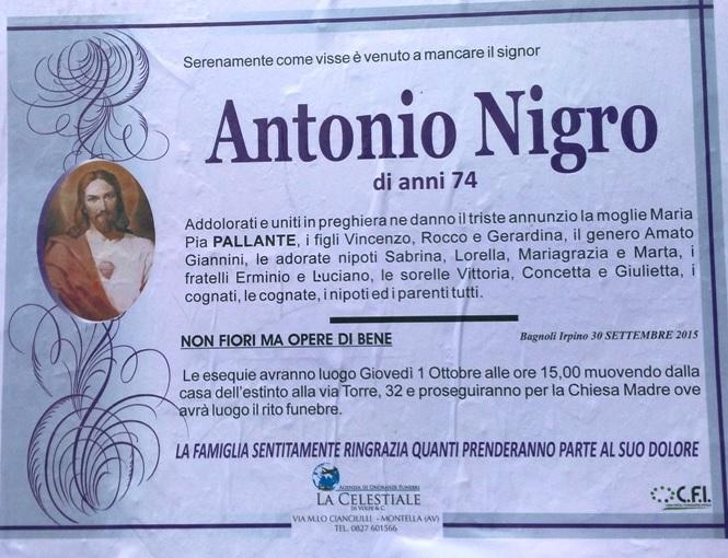 Antonio-Nigro