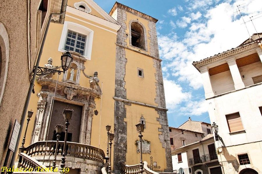 Decorazione Bagnoli : Associazione culturale u palazzo tenta bagnoli u chiesa