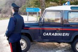 Bagnoli-Irpino-Controllo-Carabinieri