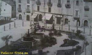 bagnoli-irpino-piazza-di-capua-foto-di-inizio-novecento