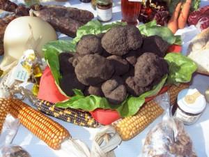 Bagnoli-Irpino-tartufo-nero-funghi-e-formaggi-locali