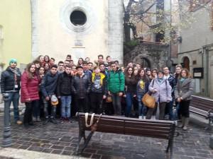 Bagnoli-alunni-Istituto-Amabile di-Avellino