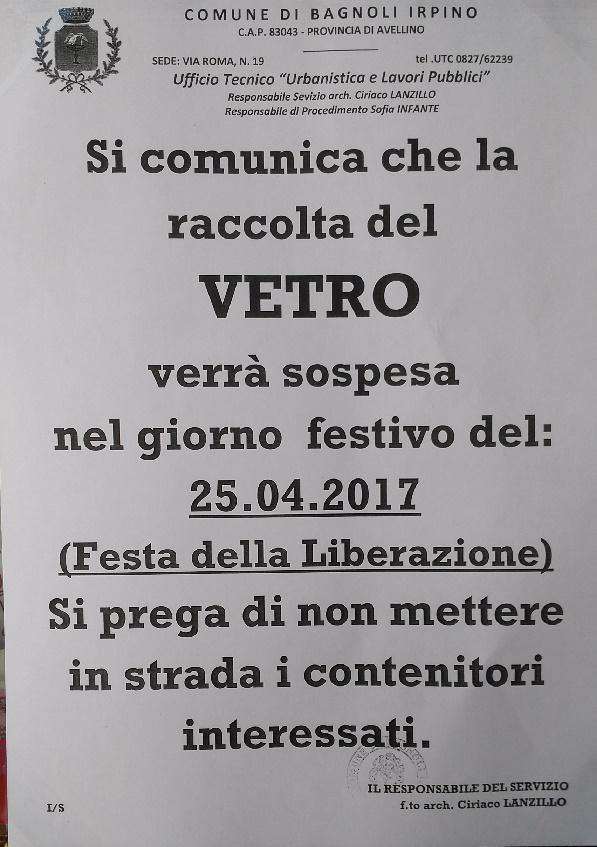 Bagnoli-avviso-sospensione-raccolta-vetro-25.04.2017