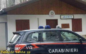 Carabinieri-Laceno
