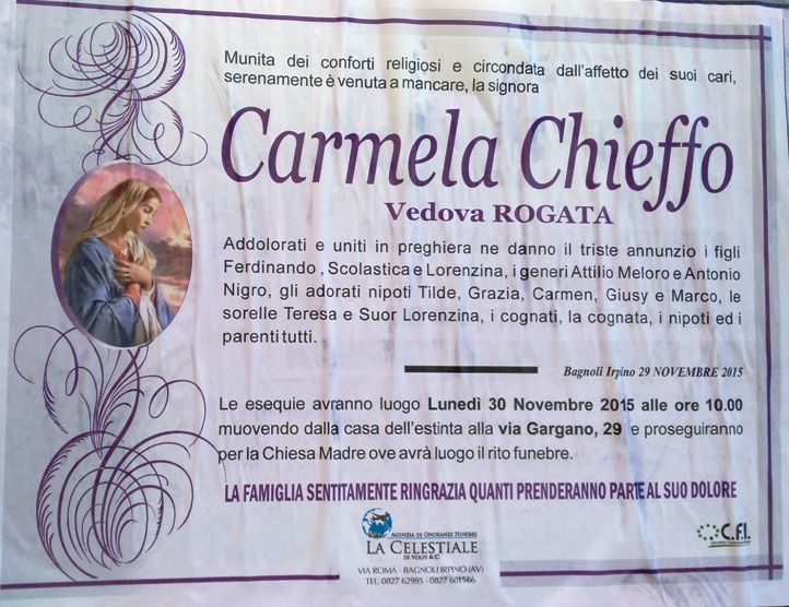 Carmela-Chieffo-vedova-Rogata