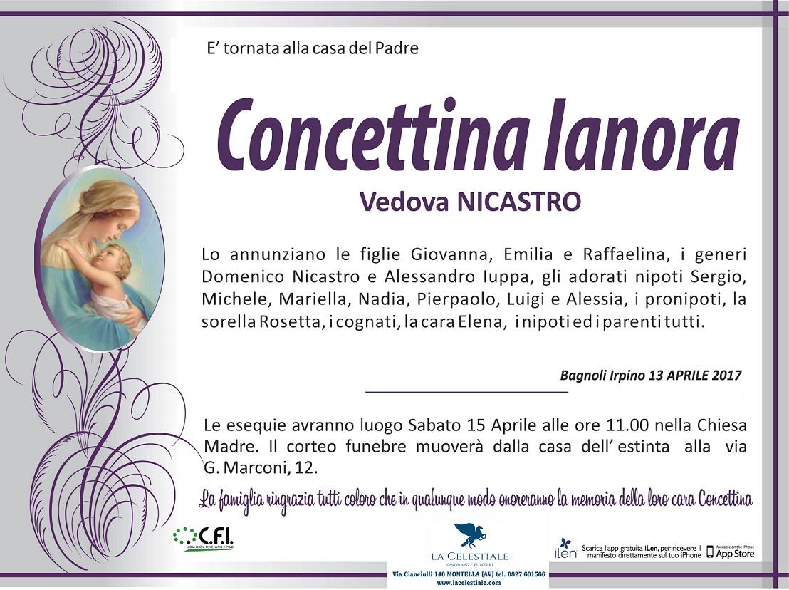 Concettina-Ianora-vedova-Nicastro