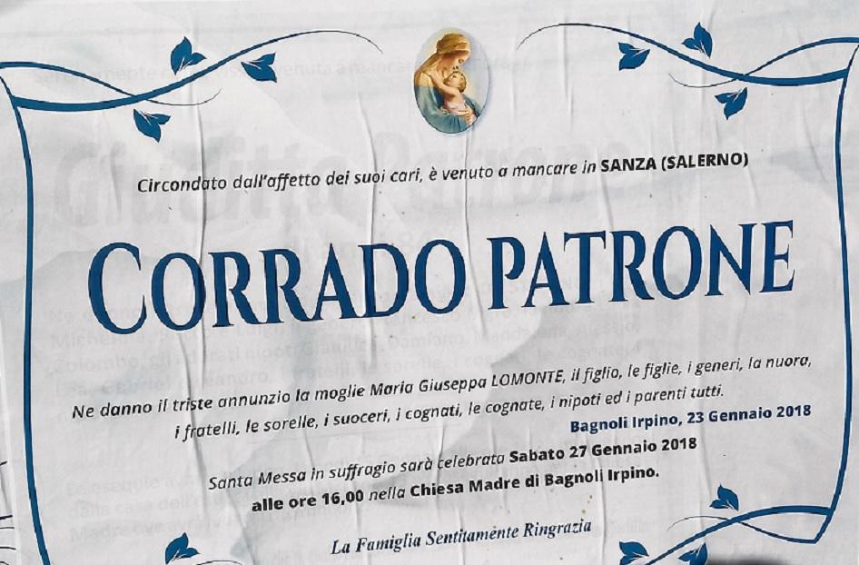 Corrado-Patrone-Sanza-Salerno